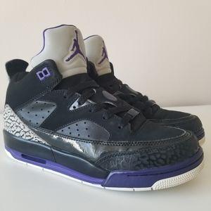 Nike Jordan Son of Mars Black/Purple/Grey